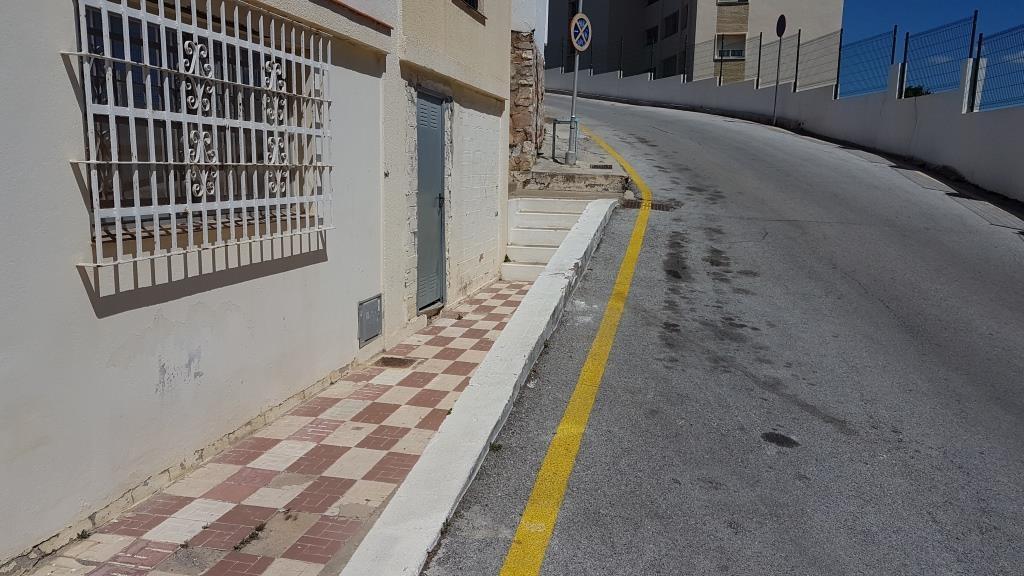Local en calle Las Mercedes Torremolinos