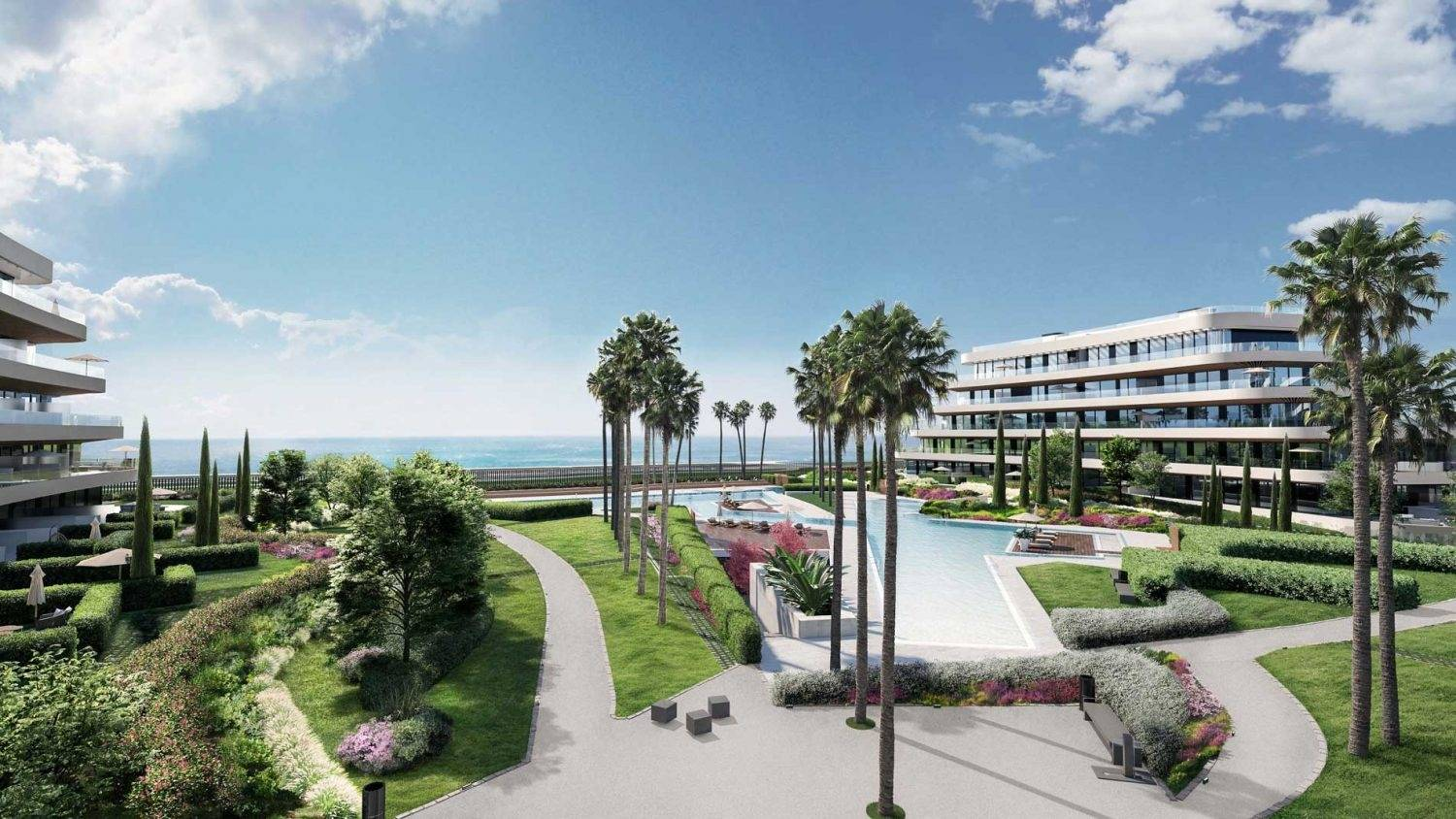 APARTMENT IN FIRST LINE BEACH AND MARITIMO PASEO
